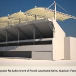 Goa Football Stadium 2