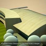 Goa Handball Stadium 2