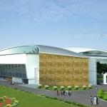 Goa University Multipurpose Stadium 02